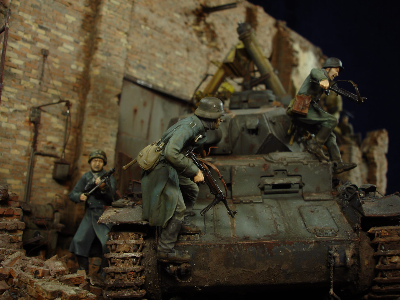 Dioramas and Vignettes: Stalingrad – Berlin, photo #12