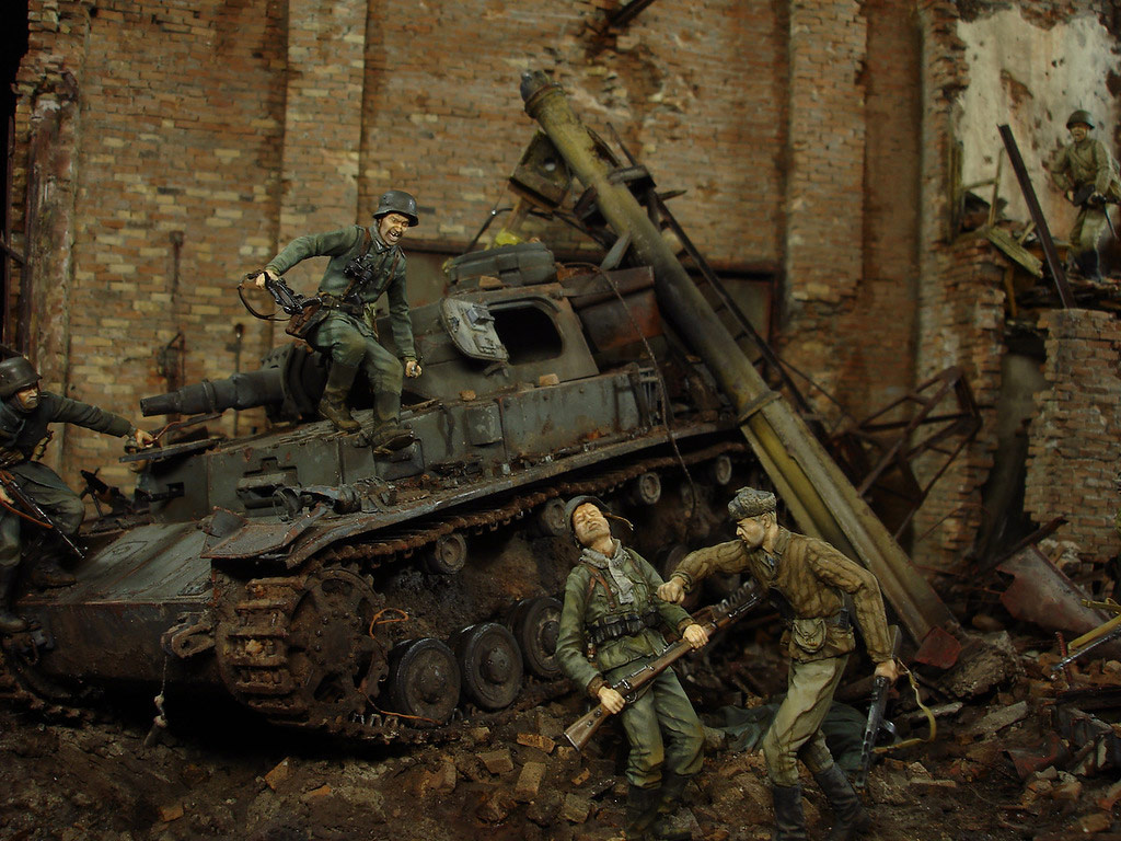 Dioramas and Vignettes: Stalingrad – Berlin, photo #13