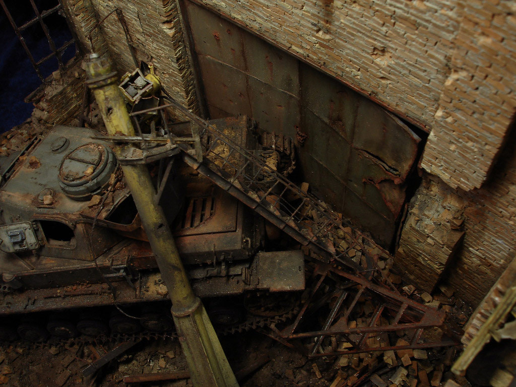 Dioramas and Vignettes: Stalingrad – Berlin, photo #14