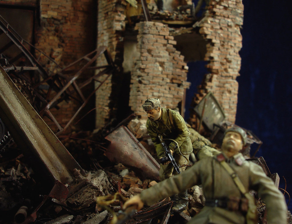 Dioramas and Vignettes: Stalingrad – Berlin, photo #16
