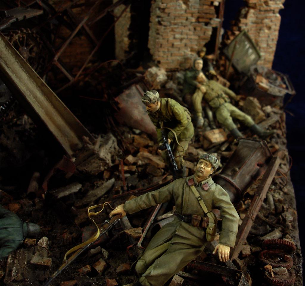 Dioramas and Vignettes: Stalingrad – Berlin, photo #18