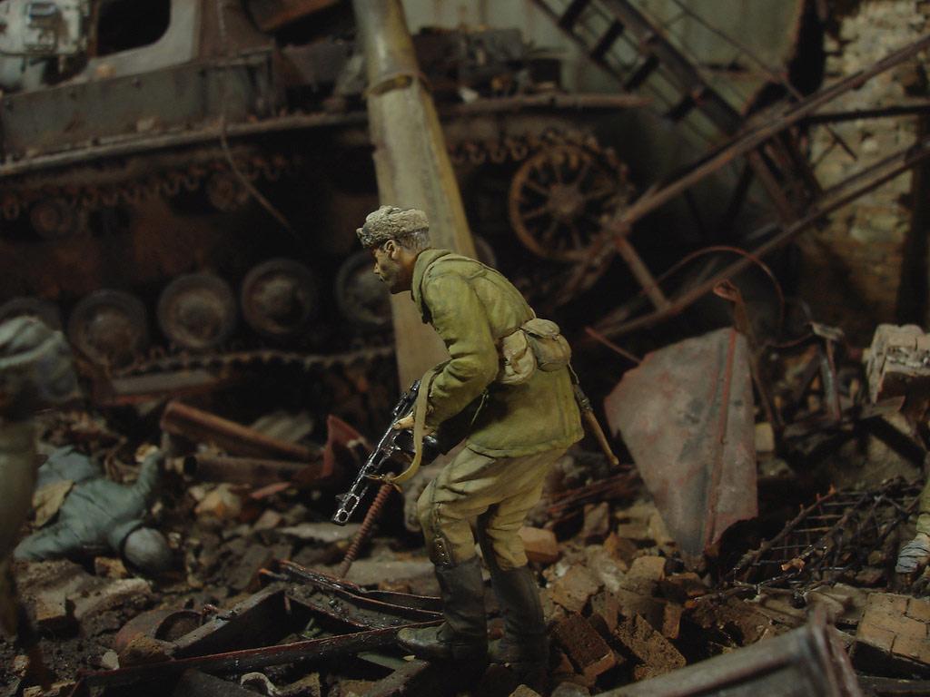 Dioramas and Vignettes: Stalingrad – Berlin, photo #19