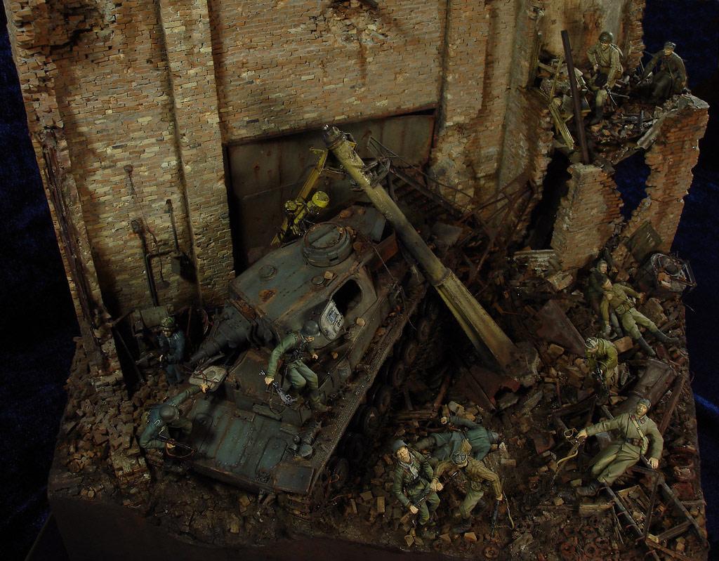 Dioramas and Vignettes: Stalingrad – Berlin, photo #2