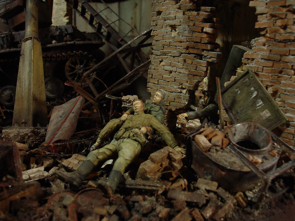 Dioramas and Vignettes: Stalingrad – Berlin, photo #20