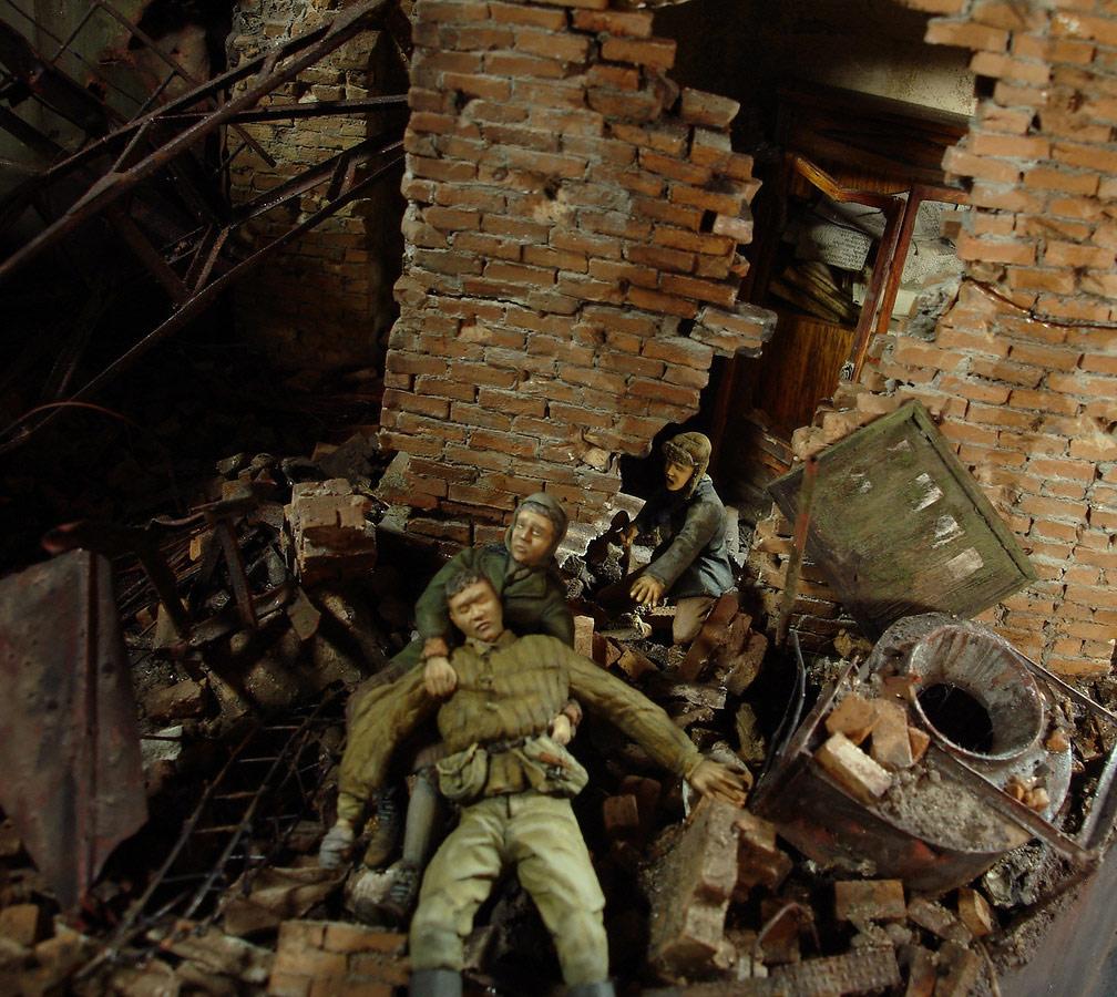 Dioramas and Vignettes: Stalingrad – Berlin, photo #21
