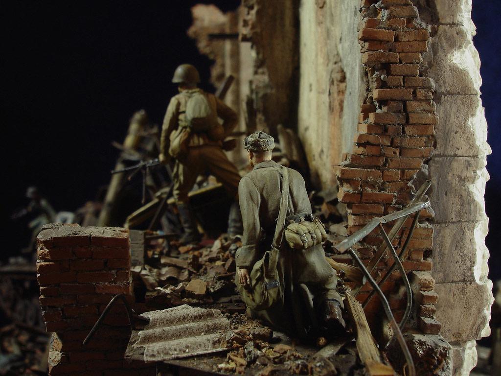 Dioramas and Vignettes: Stalingrad – Berlin, photo #22