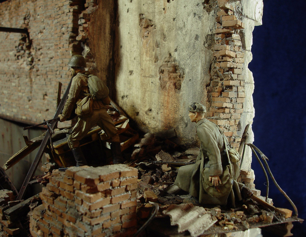 Dioramas and Vignettes: Stalingrad – Berlin, photo #23