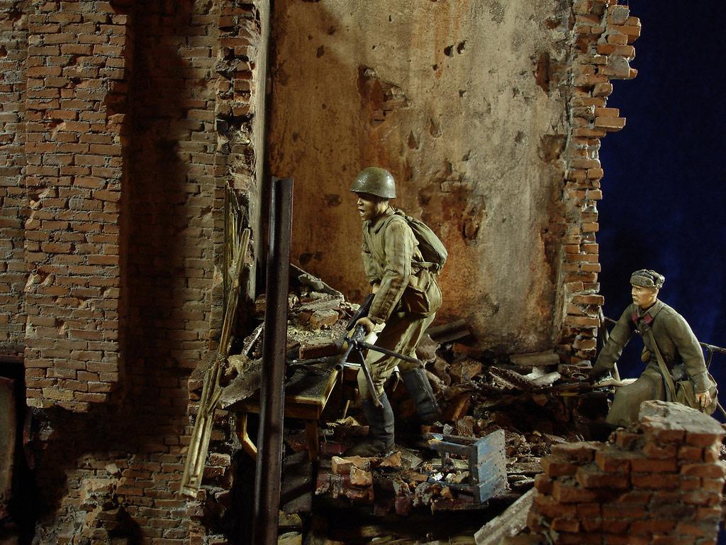 Dioramas and Vignettes: Stalingrad – Berlin, photo #24