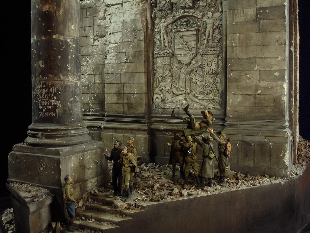 Dioramas and Vignettes: Stalingrad – Berlin, photo #28