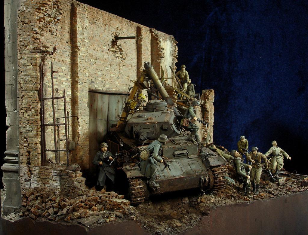 Dioramas and Vignettes: Stalingrad – Berlin, photo #3