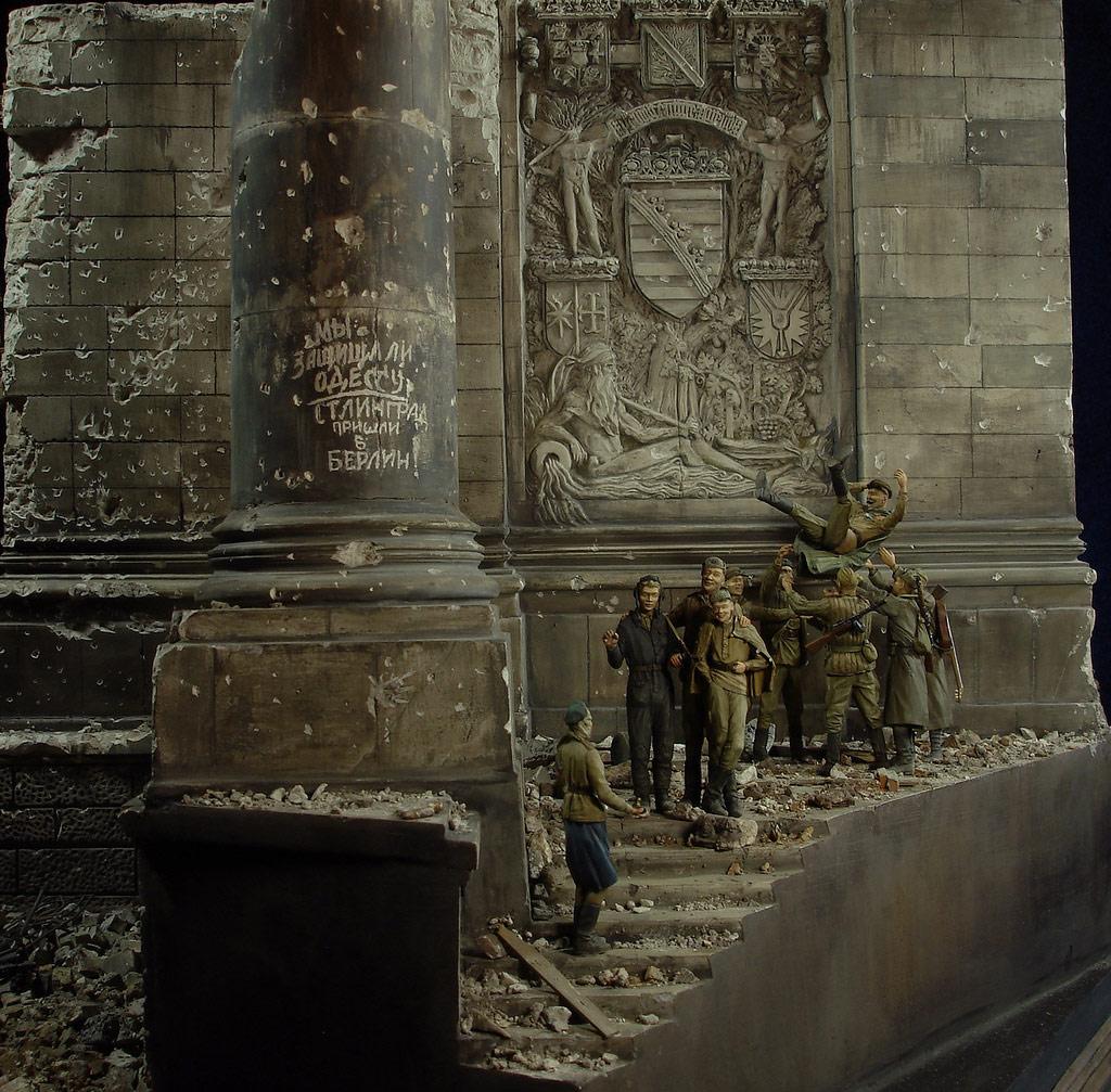 Dioramas and Vignettes: Stalingrad – Berlin, photo #30