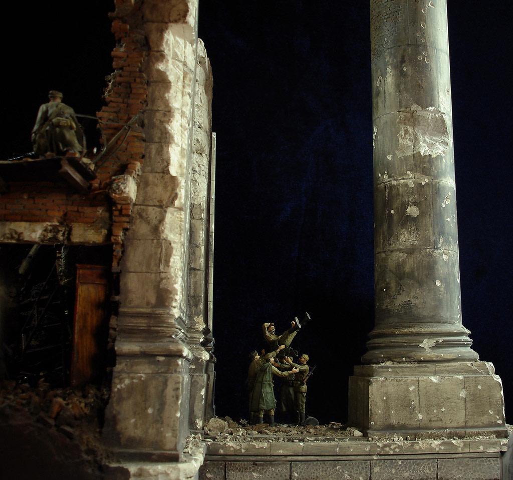 Dioramas and Vignettes: Stalingrad – Berlin, photo #33