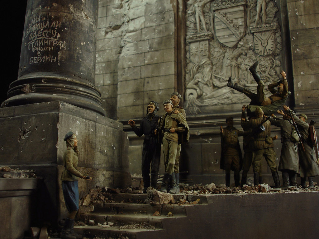 Dioramas and Vignettes: Stalingrad – Berlin, photo #35
