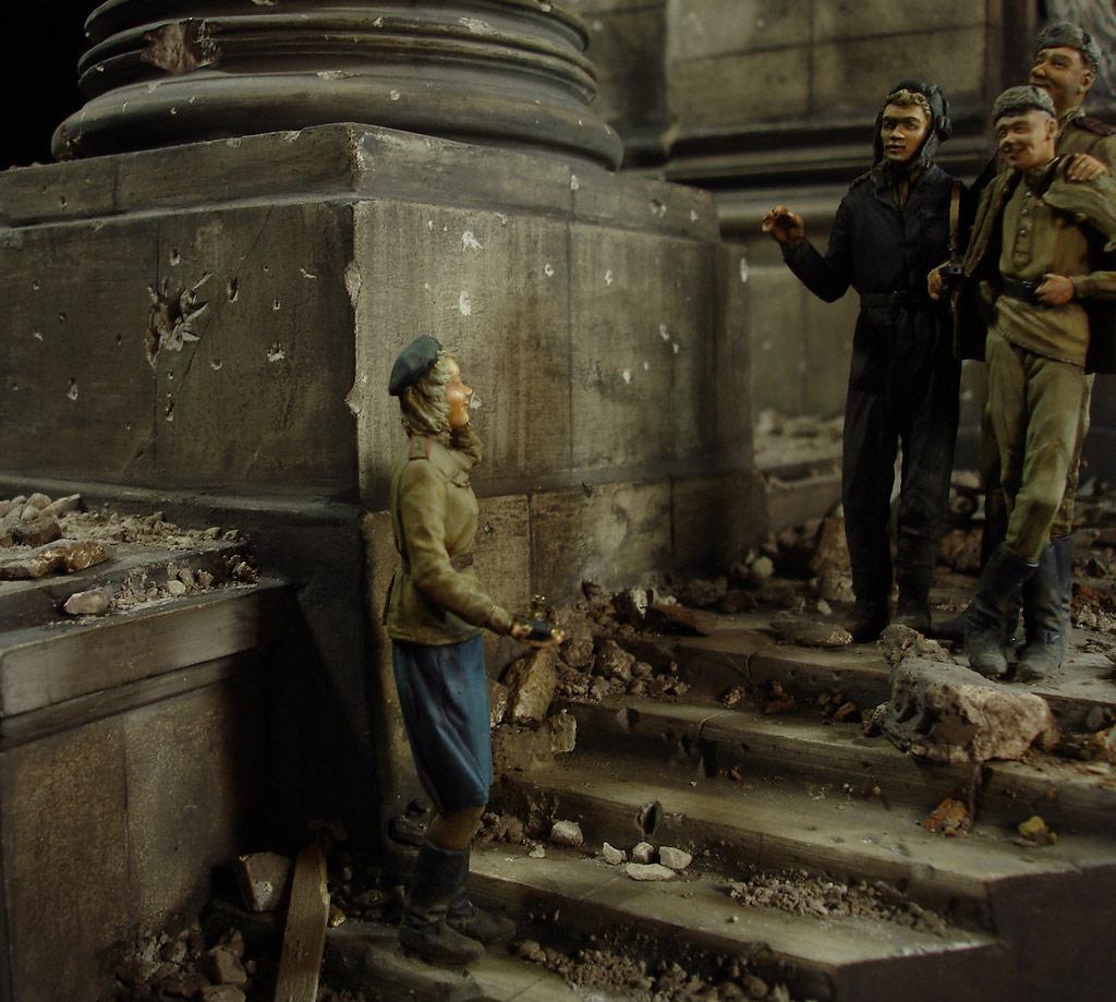 Dioramas and Vignettes: Stalingrad – Berlin, photo #36
