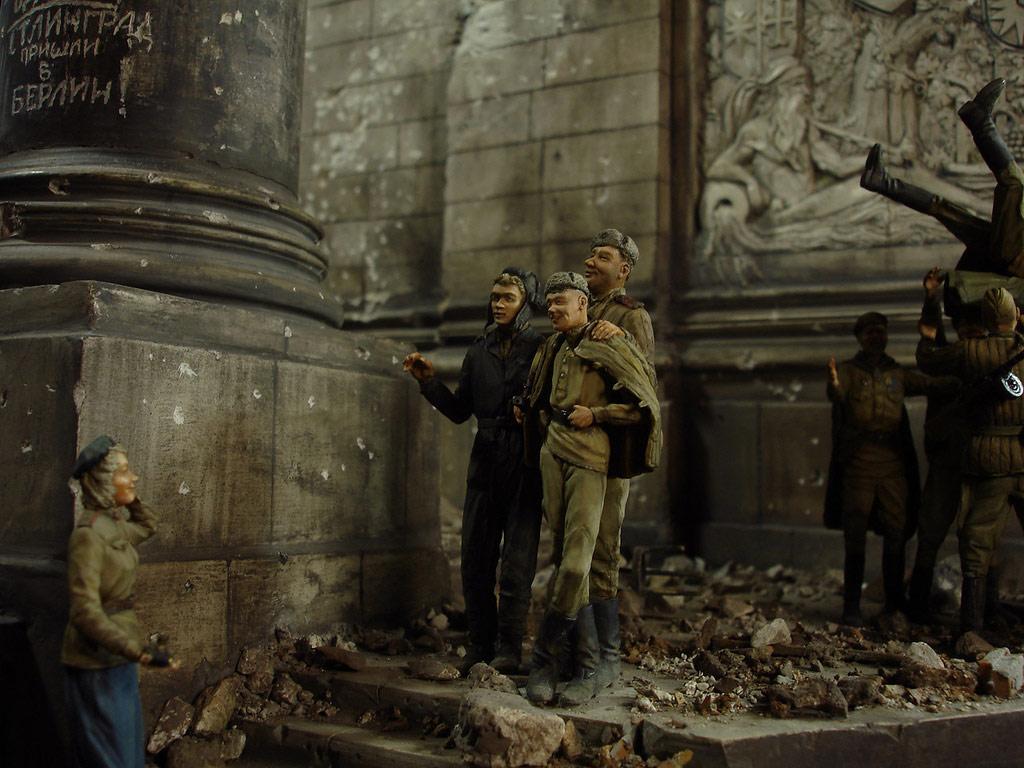 Dioramas and Vignettes: Stalingrad – Berlin, photo #37