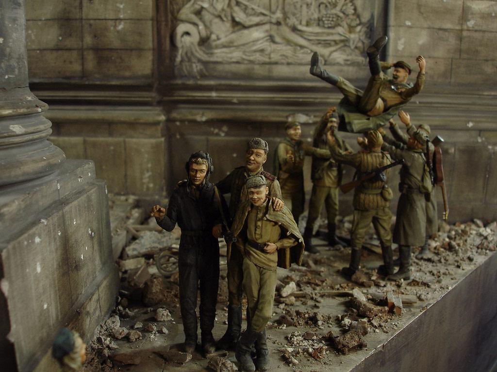 Dioramas and Vignettes: Stalingrad – Berlin, photo #38
