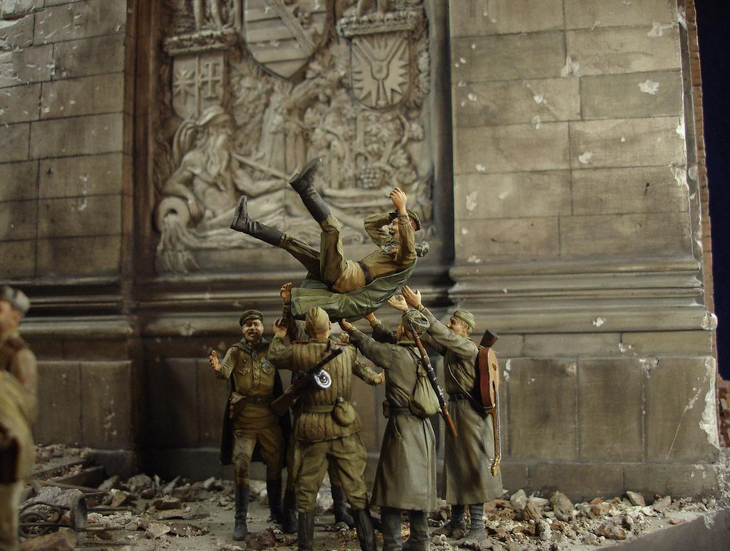 Dioramas and Vignettes: Stalingrad – Berlin, photo #39