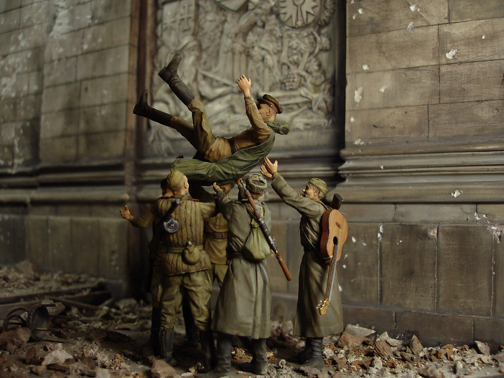 Dioramas and Vignettes: Stalingrad – Berlin, photo #40
