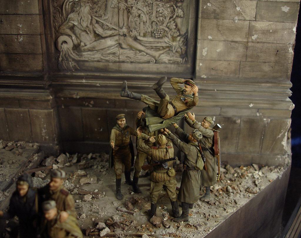 Dioramas and Vignettes: Stalingrad – Berlin, photo #41