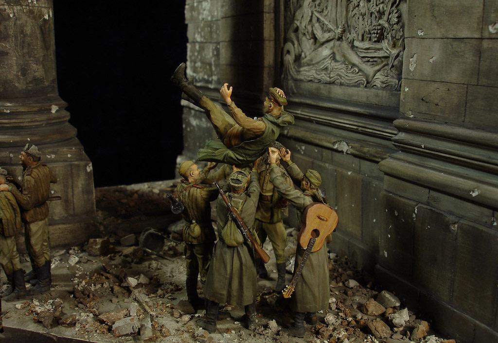 Dioramas and Vignettes: Stalingrad – Berlin, photo #42
