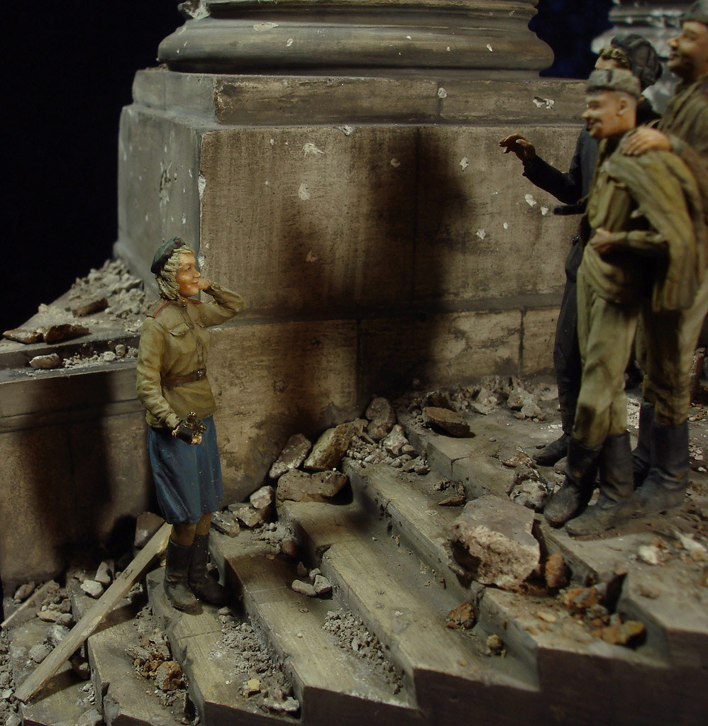 Dioramas and Vignettes: Stalingrad – Berlin, photo #43