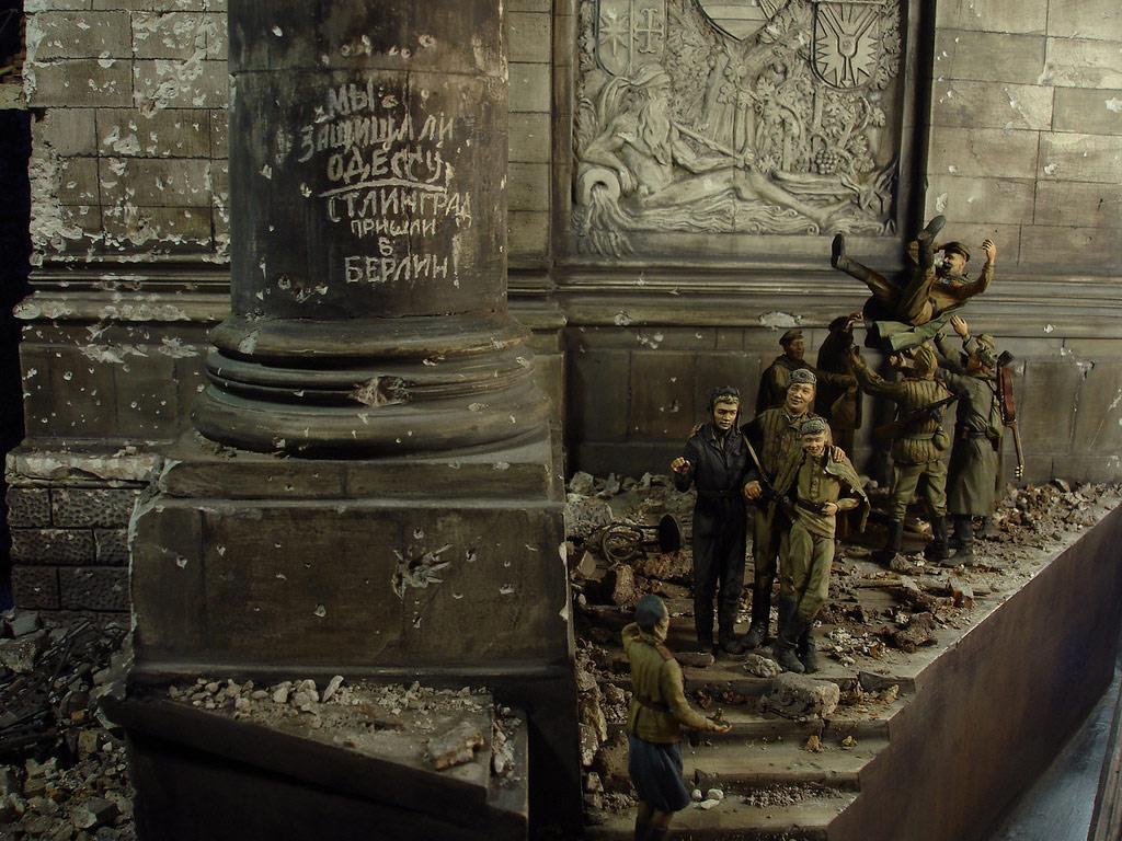 Dioramas and Vignettes: Stalingrad – Berlin, photo #44