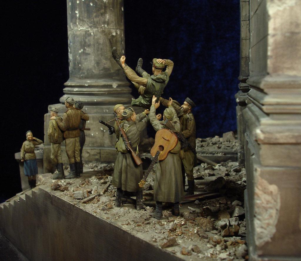 Dioramas and Vignettes: Stalingrad – Berlin, photo #45