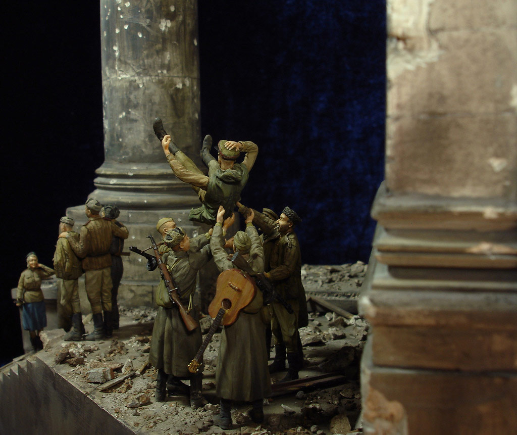 Dioramas and Vignettes: Stalingrad – Berlin, photo #46
