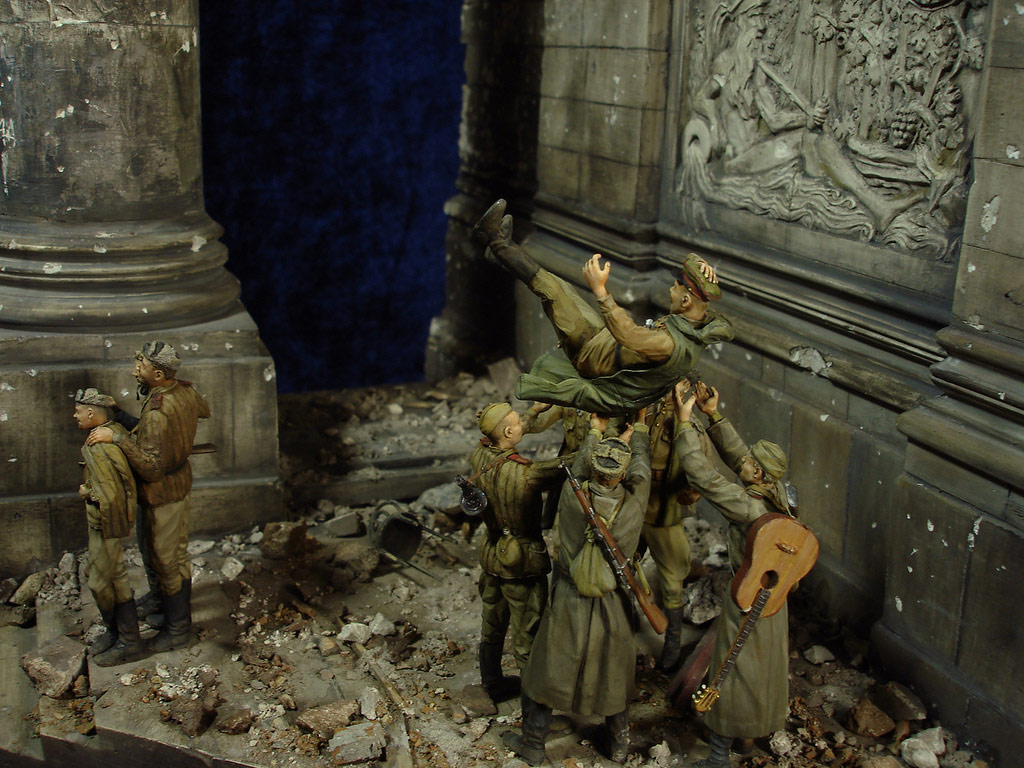Dioramas and Vignettes: Stalingrad – Berlin, photo #47
