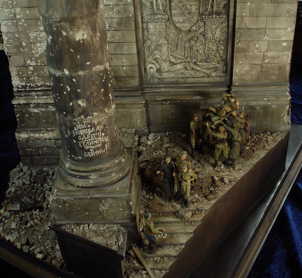 Dioramas and Vignettes: Stalingrad – Berlin, photo #49