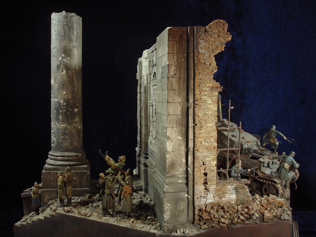 Dioramas and Vignettes: Stalingrad – Berlin, photo #51