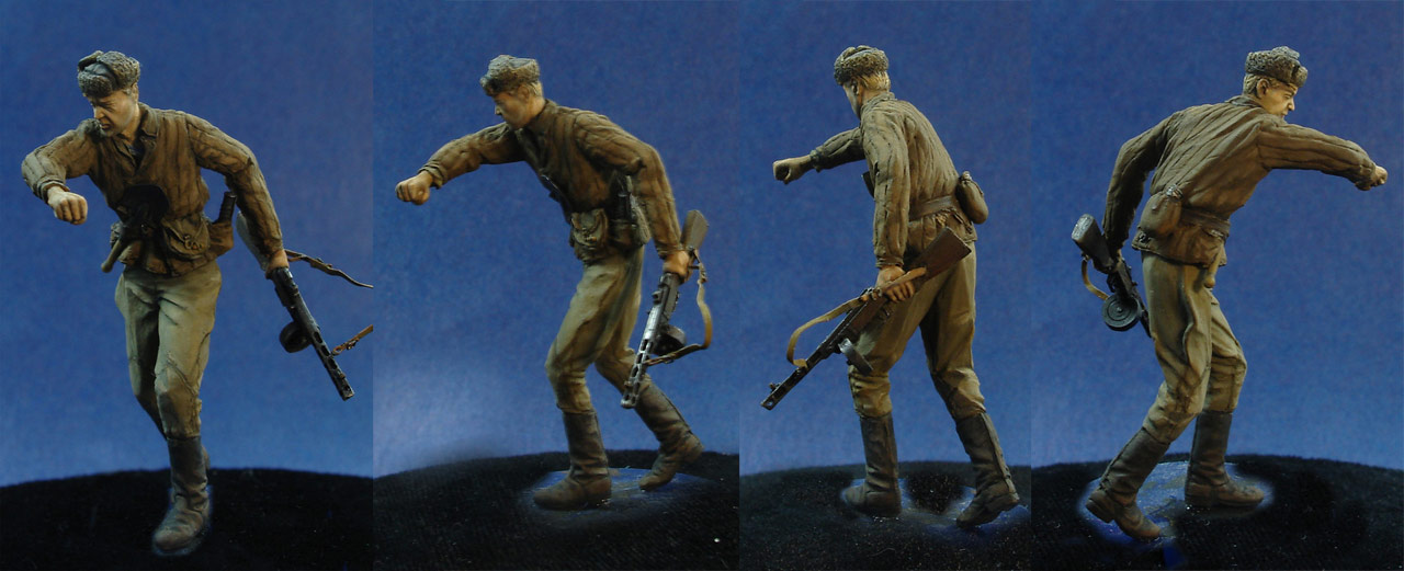Dioramas and Vignettes: Stalingrad – Berlin, photo #54