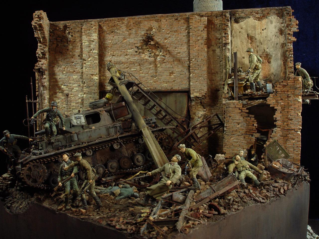 Dioramas and Vignettes: Stalingrad – Berlin, photo #6