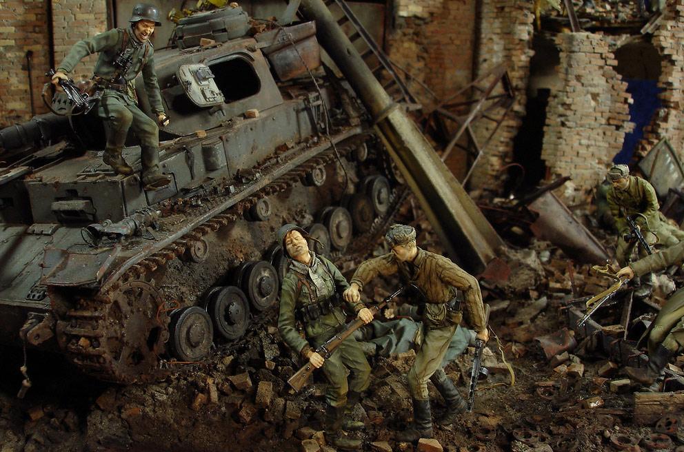 Dioramas and Vignettes: Stalingrad – Berlin, photo #7