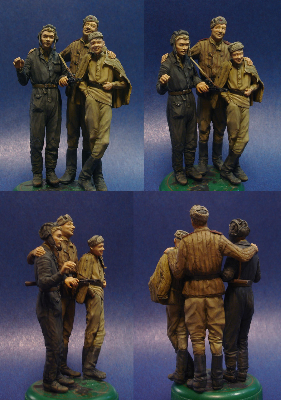 Dioramas and Vignettes: Stalingrad – Berlin, photo #74