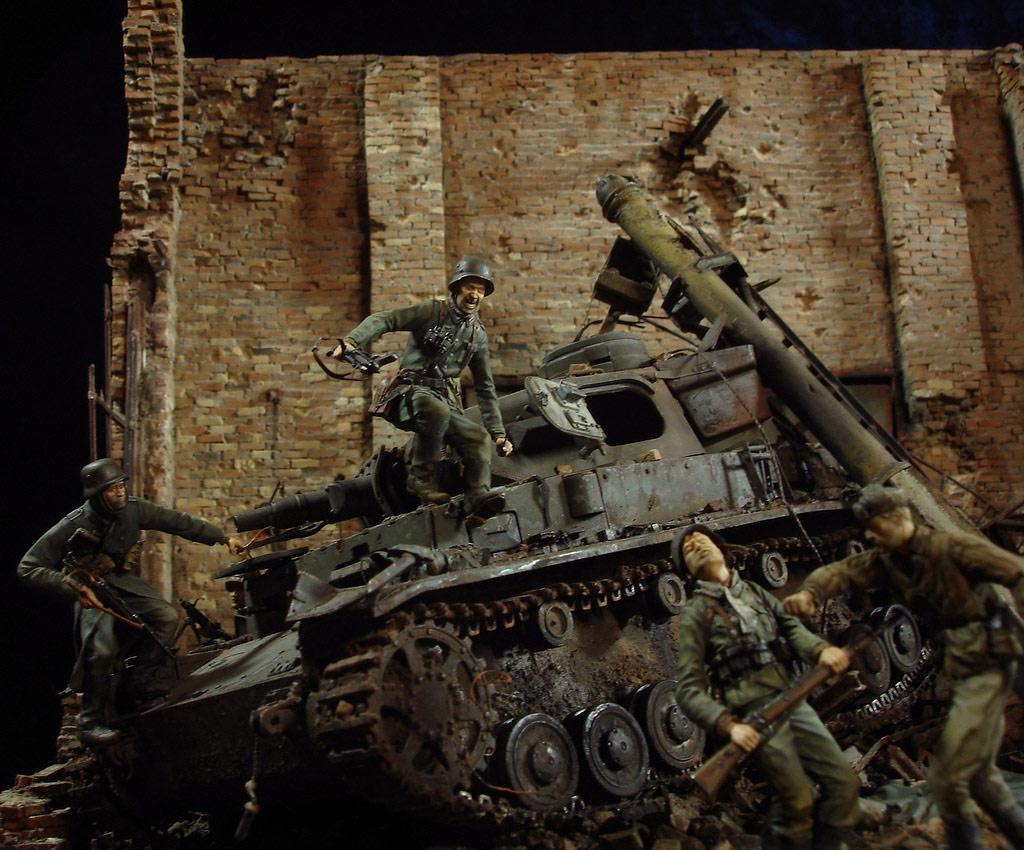Dioramas and Vignettes: Stalingrad – Berlin, photo #8