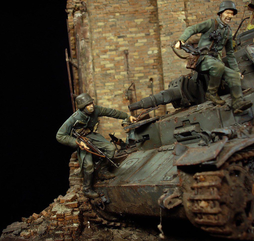 Dioramas and Vignettes: Stalingrad – Berlin, photo #9