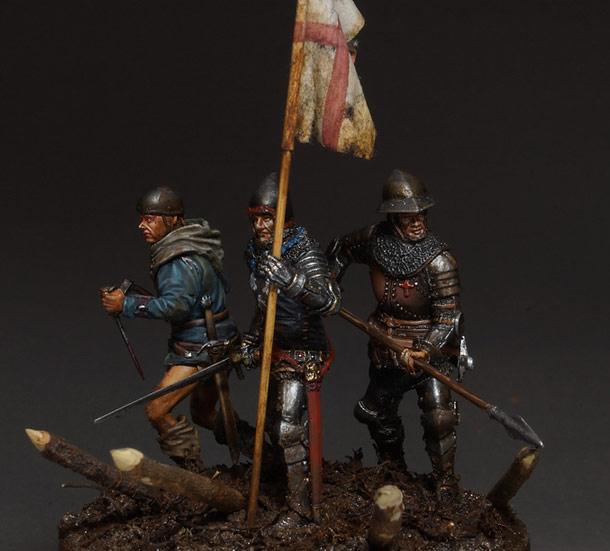 Dioramas and Vignettes: Agincourt