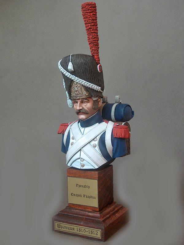 Figures: Grenadier of the Old Guard, photo #1