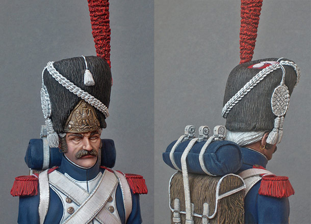 Figures: Grenadier of the Old Guard