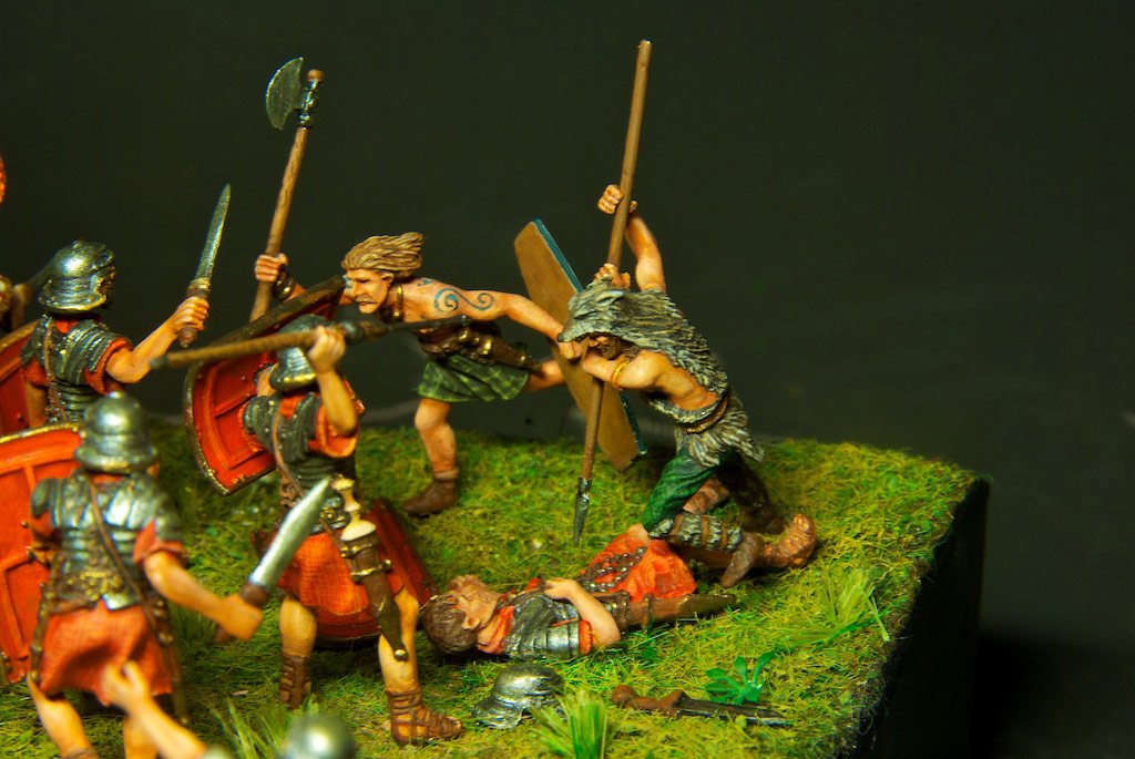 Dioramas and Vignettes: The Legion dies but does not surrender!, photo #11