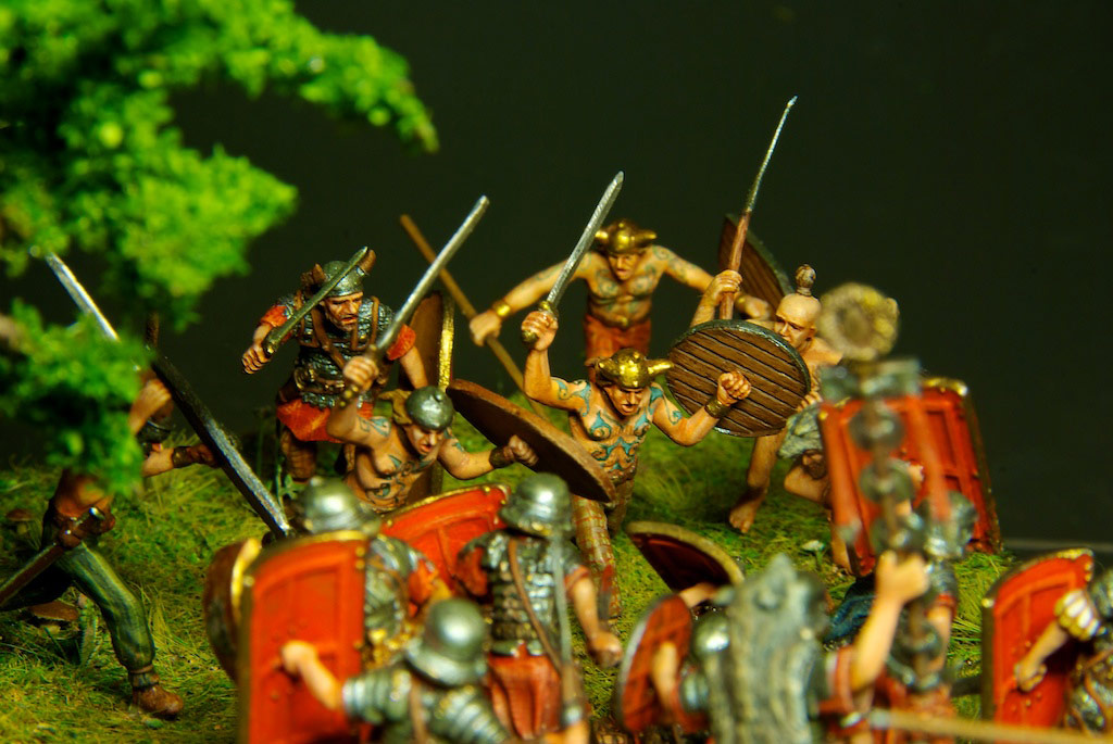 Dioramas and Vignettes: The Legion dies but does not surrender!, photo #12