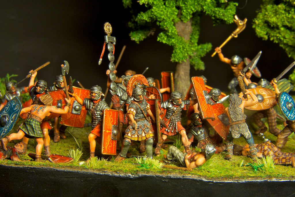 Dioramas and Vignettes: The Legion dies but does not surrender!, photo #2