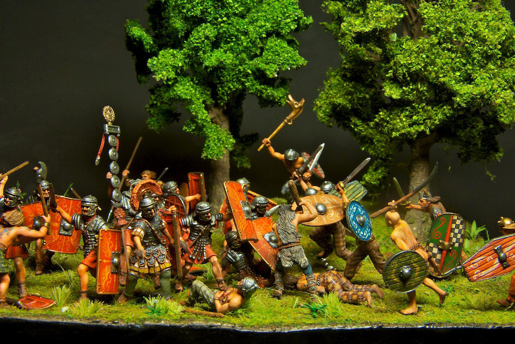 Dioramas and Vignettes: The Legion dies but does not surrender!, photo #3
