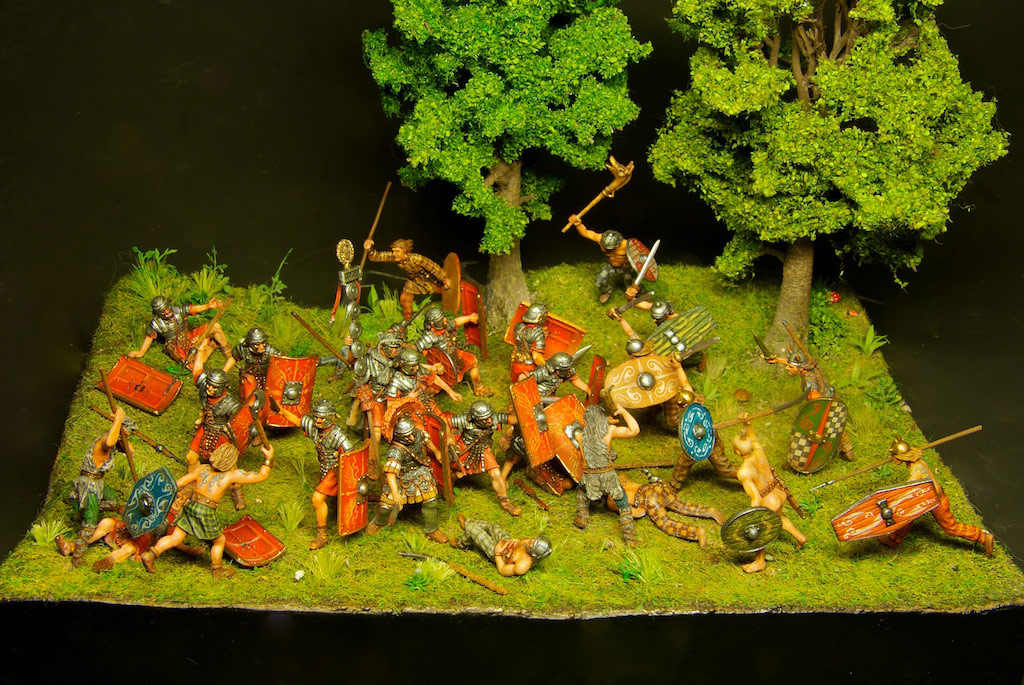 Dioramas and Vignettes: The Legion dies but does not surrender!, photo #4