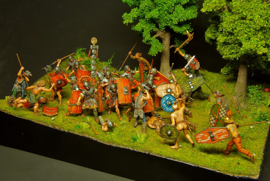 Dioramas and Vignettes: The Legion dies but does not surrender!, photo #5