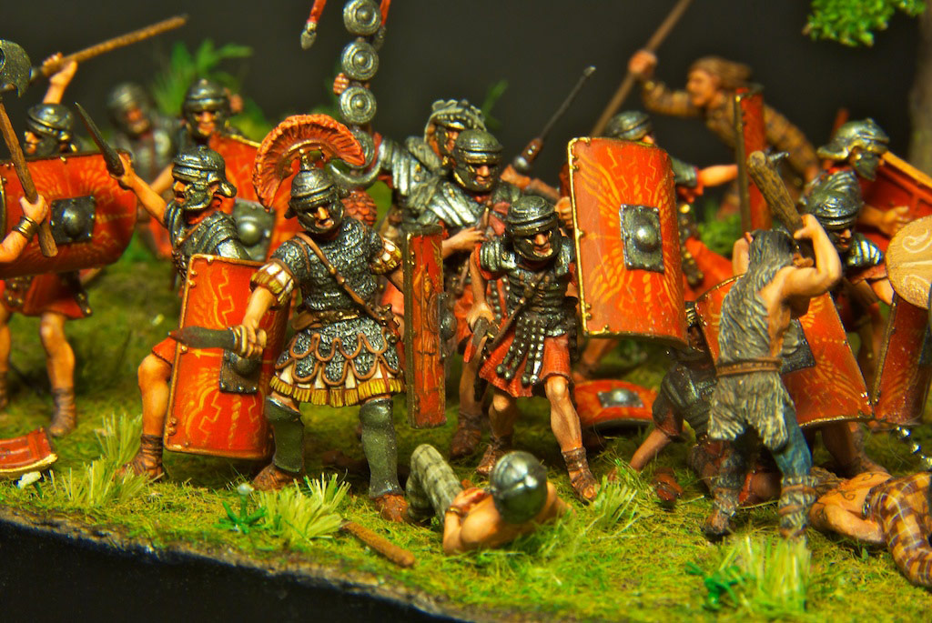 Dioramas and Vignettes: The Legion dies but does not surrender!, photo #6