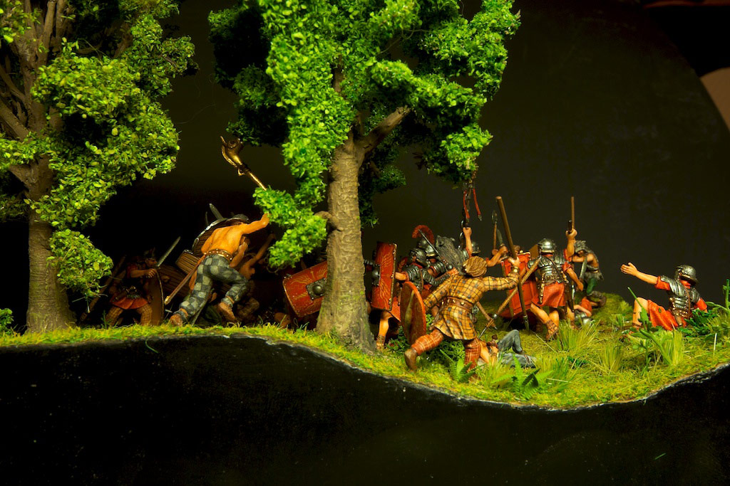 Dioramas and Vignettes: The Legion dies but does not surrender!, photo #8