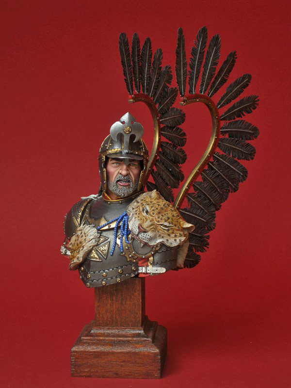 Figures: Polish hussar, 17th cent., photo #1