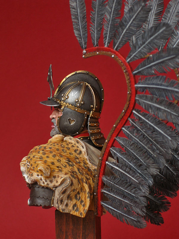 Figures: Polish hussar, 17th cent., photo #10